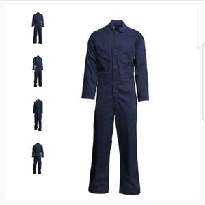 New Workrite FR Fire Resistant Coverall 44 Regular